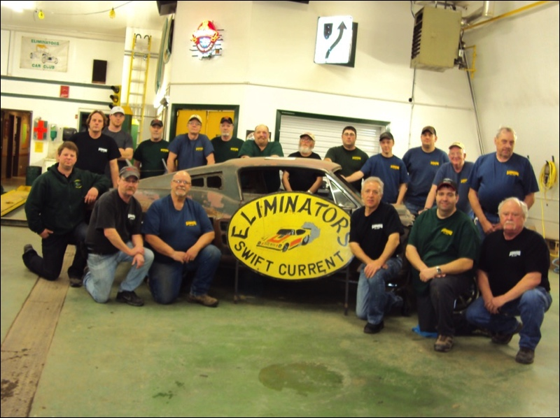 Swift Current Eliminators Car Club